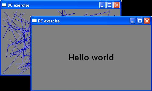 Hands-on wxPython — Hands-on wxPython